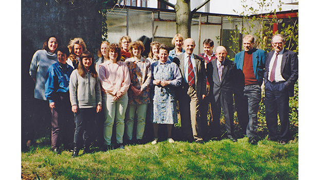 The company, 1994, Bremen